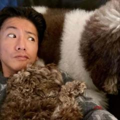 木村拓哉、愛犬との長距離散歩にネットから反響「一気に歩きすぎ?」