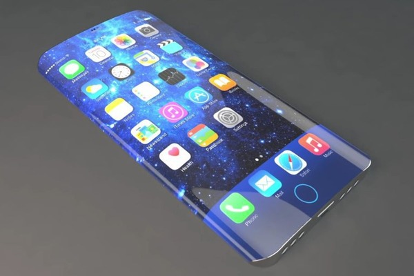 【Apple】iPhone8の画像がリーク!360℃スクリーンのハイエンド機