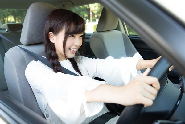 ドライブ女子