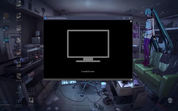 PC上で起動