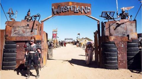 世界の「ヒャッハー!」が大集合! アメリカのイベント『ウェイストランド』が世紀末過ぎる!