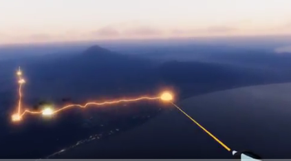 【動画】日本列島焼き尽くすVRが話題に!