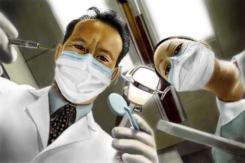 【画像】「良い歯医者」と「悪い歯医者」を見分ける方法が話題に!