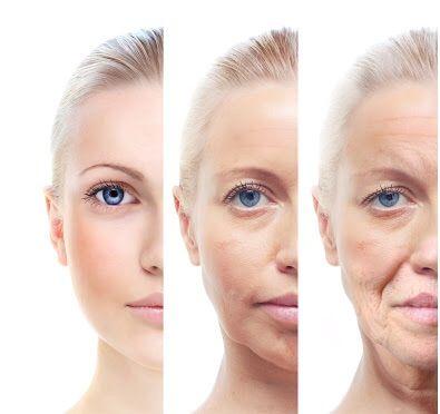 高校時代にニキビができまくった肌はテロメアが長くなり老化を遅らせ、大人になってから若々しい肌になる
