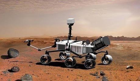 火星に生命体か、探査機キュリオシティがホウ素発見!