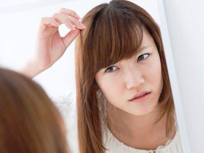 【健康】白髪は体の不調のサイン!? あなたが気になる白髪の部分は?