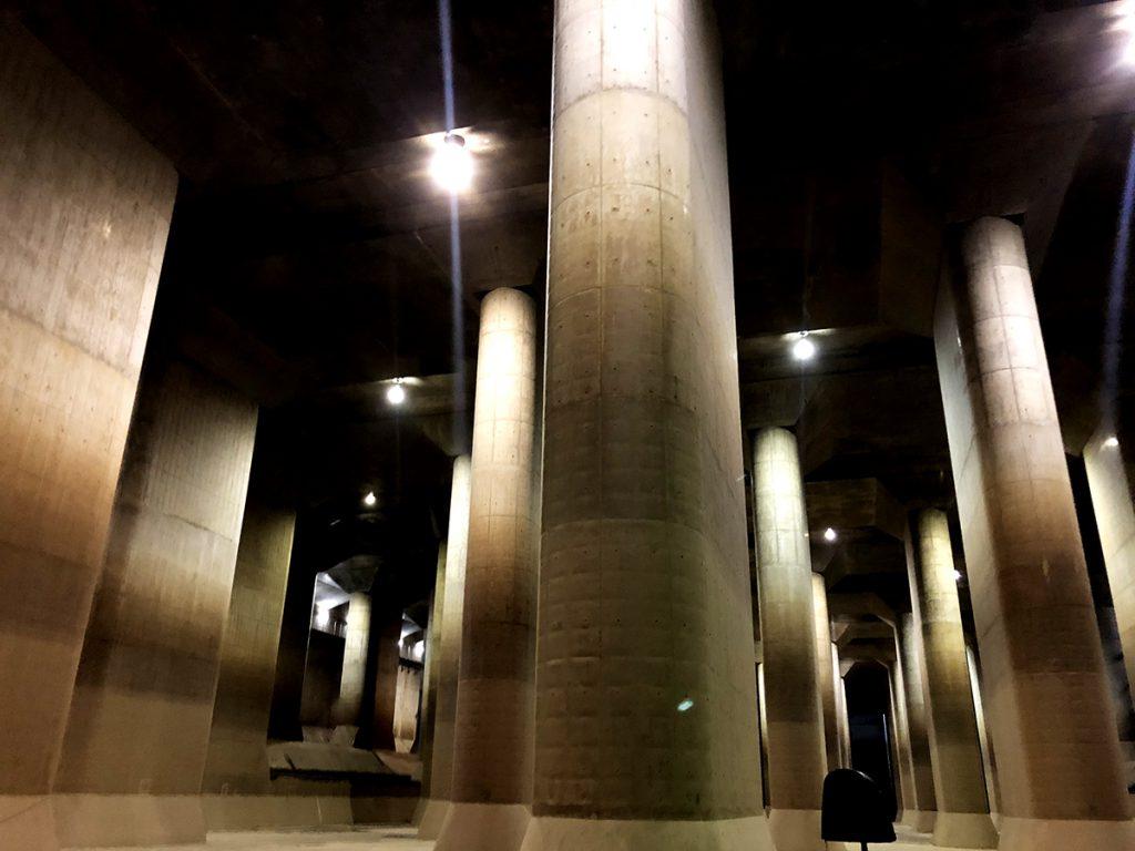 超絶玉ヒュン!「地下神殿」の巨大竪穴を見てきた!人類の偉大さを感じる