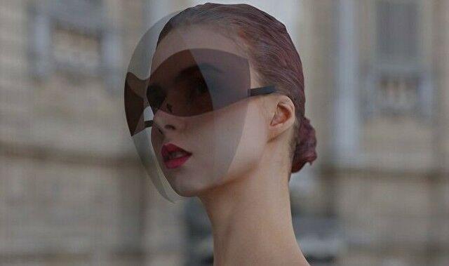 【画像】 マスクもこんなにカッコ良くなった!モダンなマスクデザイン!!