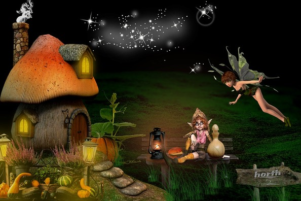 mushroom-house-4022480_960_720