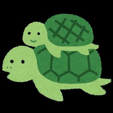 character_turtle_oyako