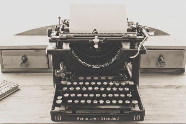 typewriter-1248088_1920