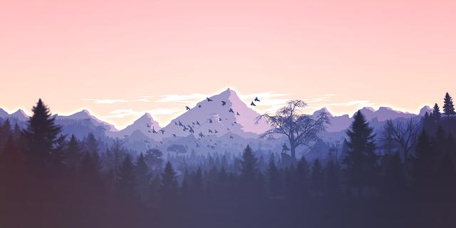 mountains-1412683_960_720