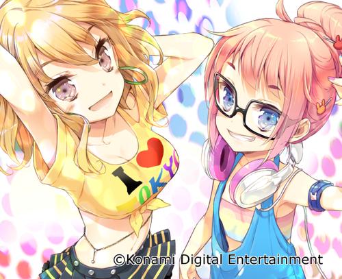 ひなビタ♪新曲『都会征服Girls☆』がREFLECとjubeatに同時収録決定!  7月17日より配信開始!