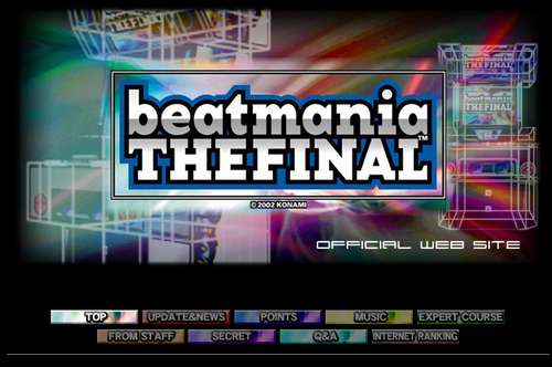 beatmania THE FINAL稼働から10周年を迎える