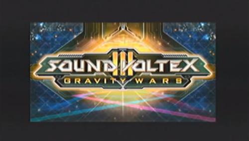 SOUND VOLTEX 次回作『SOUND VOLTEX III GRAVITY WARS』ロケテストが開催決定! 日程や内容は後日発表・・・!