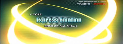【IIDX】とうとうWRが始まる 第一週目は『Express Emotion』