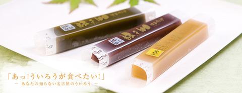【名古屋 vs 山口】お前ら「ういろう」って食べたことある?(画像あり)