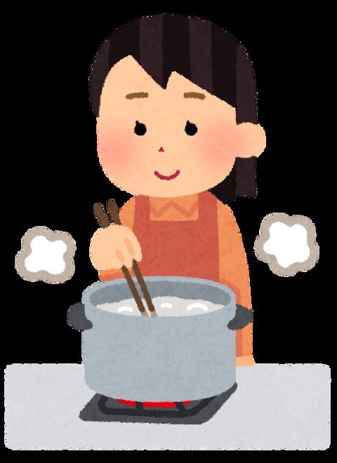 cooking_yuderu_hashi_woman