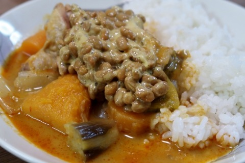natto_curry