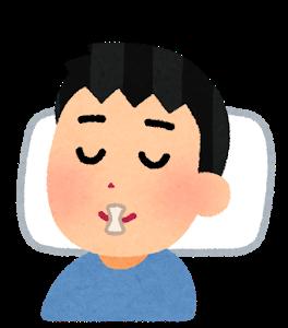 sleep_ibiki_man_tape_kuchi