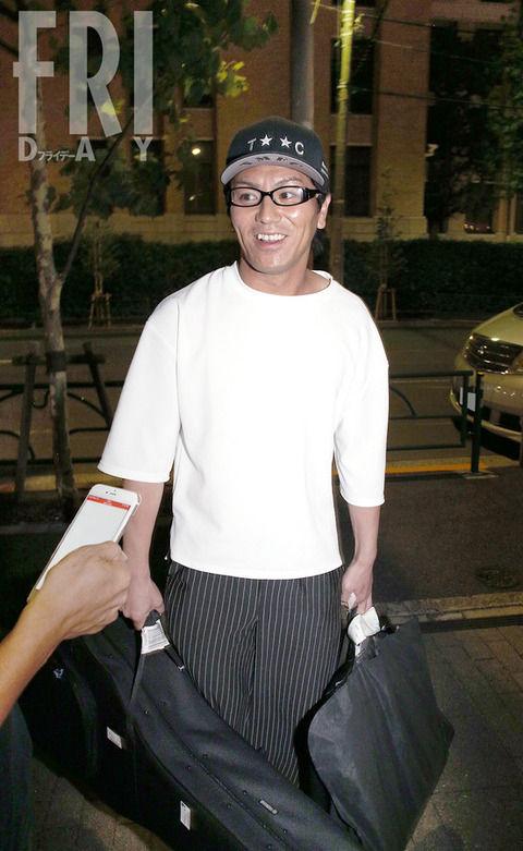狩野英孝がフライデーに交際宣言「ようやく彼女ができました」
