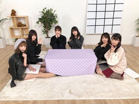 【画像あり】のぎ天2のメンツが美脚揃い過ぎる!!!!