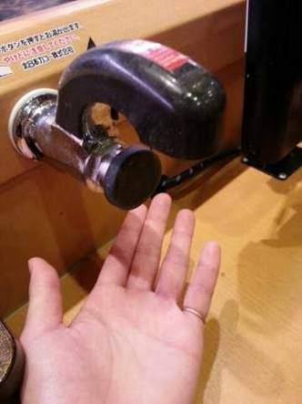 回転寿司の手洗う場所熱すぎワロタ