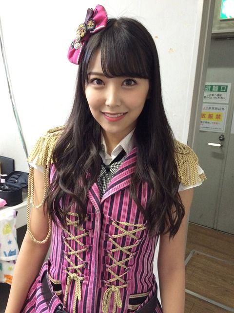 【NMB48】白間美瑠が爆弾発言 指原莉乃に「ルックスは勝っている」