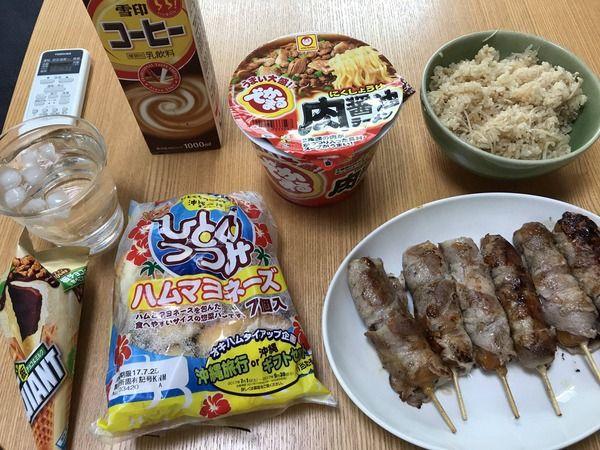 【画像あり】 境界型糖尿病のオラのお昼ご飯wwwwwwwwwww