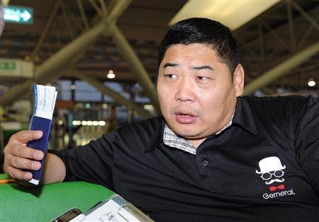 【悲報】旭鷲山さん、「相撲界で暴力なんて当たり前。ワイらはスコップで殴ってた」