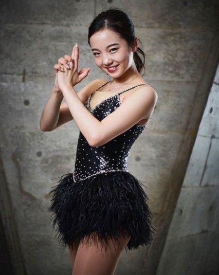 本田真凜ちゃんの一番色っぽい画像www