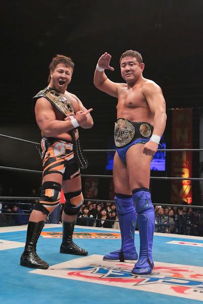 小島聡と永田裕志はコンディションも試合内容も良い