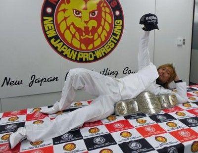 新日本プロレスの内藤哲也がMVP初受賞…2016年度プロレス大賞