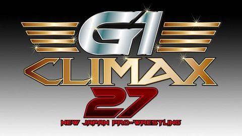 新日本プロレス『G1 CLIMAX 27』1日目 棚橋弘至vsザック・セイバーJr.  飯伏幸太vs内藤哲也 7.17北海きたえーる