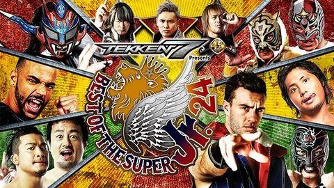 新日本プロレス「BEST OF THE SUPER Jr.24」長野運動公園総合体育館  感想まとめ