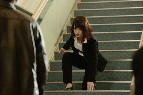 川栄李奈、『亜人』で見せたキレキレのアクション どんな役柄にも対応できる適応力の高さで女優業を邁進!
