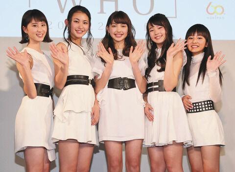 深田恭子や石原さとみ輩出のホリプロキャラバン初のガールズユニット!平均13.6歳の5人組821(ハニー)