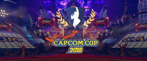 【スト5AE】「Capcom Cup 2018」まとめ【スト5シーズン3】