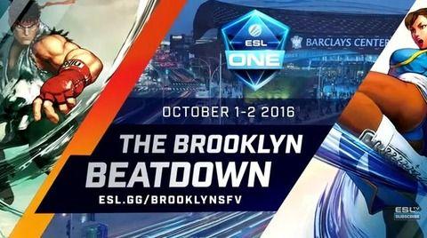 賞金総額約750万円のストV大会『The Brooklyn Beatdown』が今週末アメリカで開催!!ウメハラ、ときど、ももち、マゴ、かずのこ、ふ~ど、ハイタニ参戦