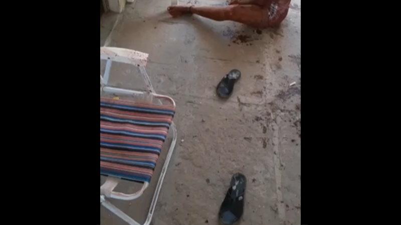 【閲覧注意】 ブラジルで一般市民の2人の女性と1人の少年が残酷に命を奪われました。