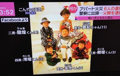 【茨城火災母子6人死亡】逮捕の父親・小松博文容疑者!近くに住む男性にとんでもないクズっぷりエピソードをバラされる・・
