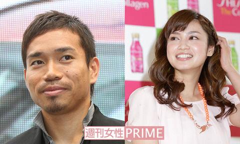 平愛梨、長友佑都との結婚発表をスポーツ紙に前倒し報道させて印象操作か