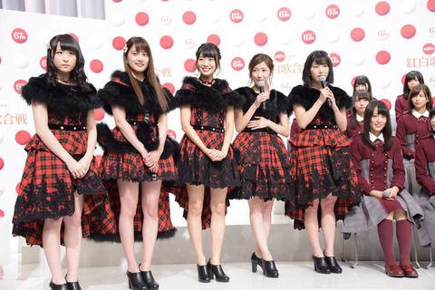 【受信料】NHK紅白歌合戦内でAKB総選挙を開催決定 国民投票で出場メンバーを決定