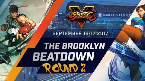 【スト5】「Brooklyn Beatdown Round 2 - ESL One New York 2017」TOP8までの途中経過