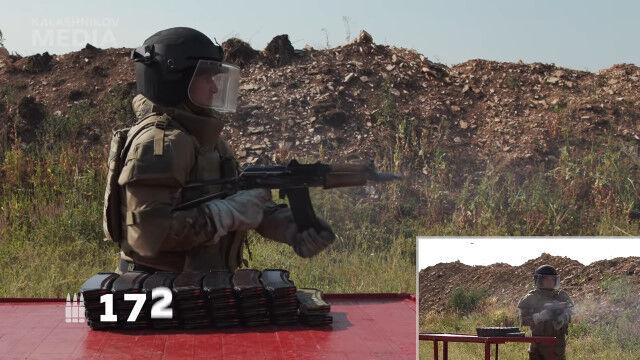 カラシニコフ自動小銃、AKS-74Uをぶっ壊れるまでフルオート連射、リロードし続けてみる射撃実験