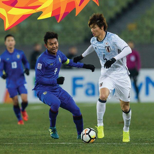 【海外の反応】「日本はやはり日本だ」U21日本代表、劇的ゴールでタイに勝利!決勝T進出決定!(U23アジア選手権)