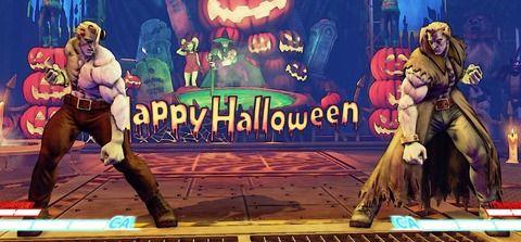 【ストV】ハロウィンコスチュームとハロウィンステージが配信開始、11月29日(火)までの期間限定配信!!隠しコマンドによるコスチューム変化も可能
