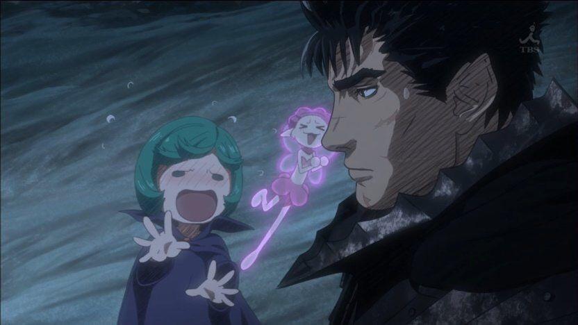 【悲報】ベルセルク、萌えアニメになる