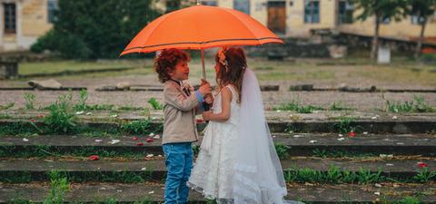 子供の結婚式