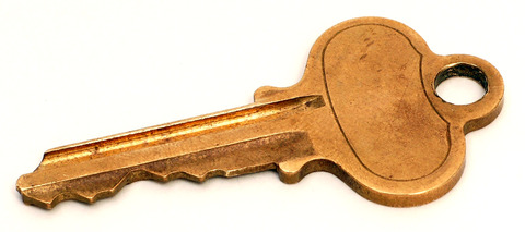 Standard-lock-key